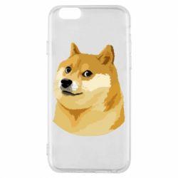 Чохол для iPhone 6/6S Doge