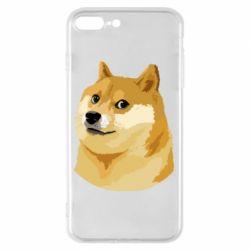 Чохол для iPhone 8 Plus Doge