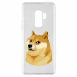 Чохол для Samsung S9+ Doge
