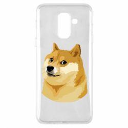 Чохол для Samsung A6+ 2018 Doge