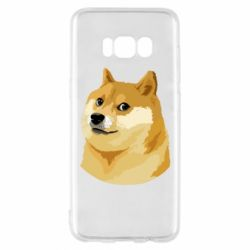 Чохол для Samsung S8 Doge