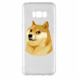 Чохол для Samsung S8+ Doge