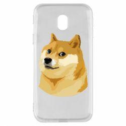Чохол для Samsung J3 2017 Doge