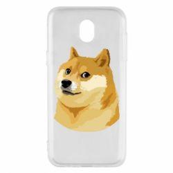 Чохол для Samsung J5 2017 Doge