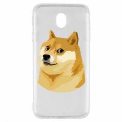 Чохол для Samsung J7 2017 Doge