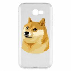 Чохол для Samsung A7 2017 Doge