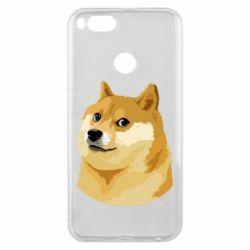Чохол для Xiaomi Mi A1 Doge