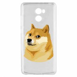 Чохол для Xiaomi Redmi 4 Doge