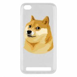 Чохол для Xiaomi Redmi 5a Doge