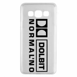Чехол для Samsung A3 2015 Dolbit Normal'no