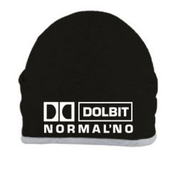 Шапка Dolbit Normal'no - FatLine