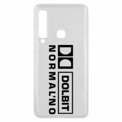Чехол для Samsung A9 2018 Dolbit Normal'no