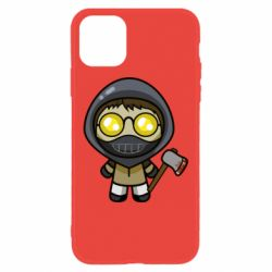 Чехол для iPhone 11 Doll Maniac