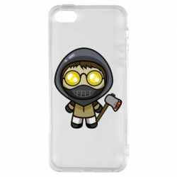 Чехол для iPhone5/5S/SE Doll Maniac
