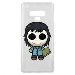 Чохол для Samsung Note 9 Doll with a book