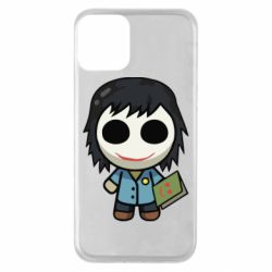 Чохол для iPhone 11 Doll with a book