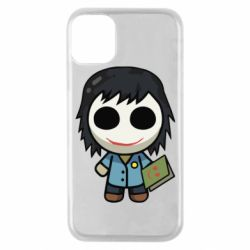 Чохол для iPhone 11 Pro Doll with a book