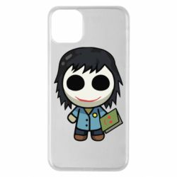 Чохол для iPhone 11 Pro Max Doll with a book