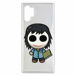 Чохол для Samsung Note 10 Plus Doll with a book