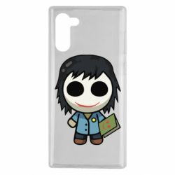 Чохол для Samsung Note 10 Doll with a book