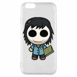 Чохол для iPhone 6/6S Doll with a book