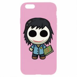 Чохол для iPhone 6 Plus/6S Plus Doll with a book