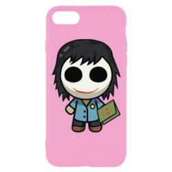 Чохол для iPhone 7 Doll with a book