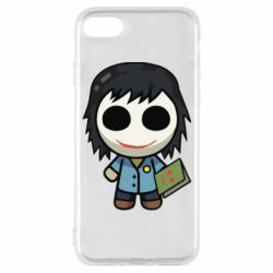 Чохол для iPhone 8 Doll with a book