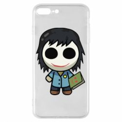 Чохол для iPhone 8 Plus Doll with a book