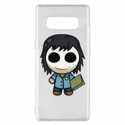 Чохол для Samsung Note 8 Doll with a book