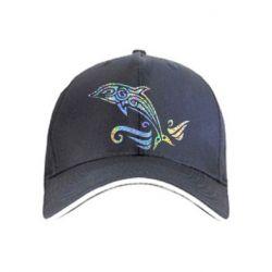 Кепка Dolphin tattoo
