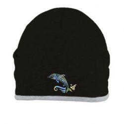 Шапка Dolphin tattoo