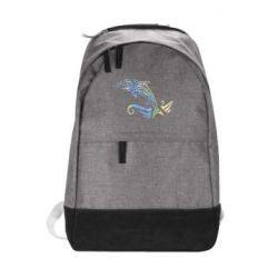 Рюкзак міський Dolphin tattoo