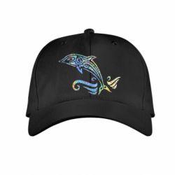 Дитяча кепка Dolphin tattoo