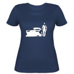 Женская футболка Доминик Торетто