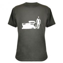 Камуфляжна футболка Доминик Торетто