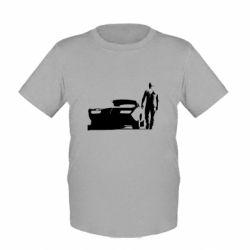 Детская футболка Доминик Торетто