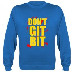 Реглан Don't GIT BIT - FatLine