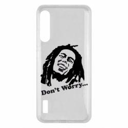 Чохол для Xiaomi Mi A3 Don't Worry (Bob Marley)