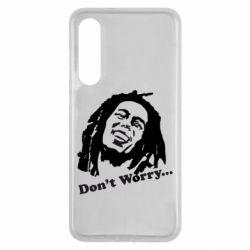 Чехол для Xiaomi Mi9 SE Don't Worry (Bob Marley)