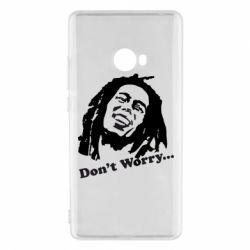 Чехол для Xiaomi Mi Note 2 Don't Worry (Bob Marley)