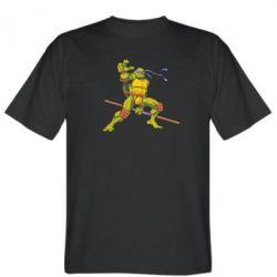 Мужская футболка Donatello - FatLine