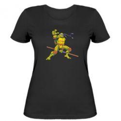 Женская футболка Donatello