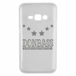 Чохол для Samsung J1 2016 Donbass