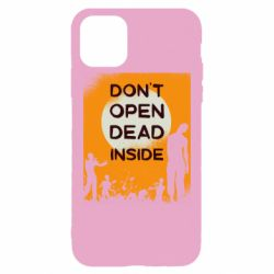 Чехол для iPhone 11 Pro Max Dont open dead inside