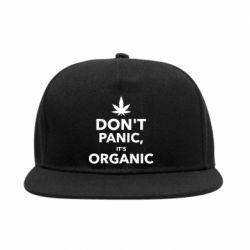 Снепбек Dont panic its organic