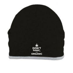 Шапка Dont panic its organic