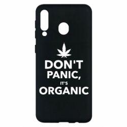 Чехол для Samsung M30 Dont panic its organic