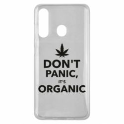 Чехол для Samsung M40 Dont panic its organic