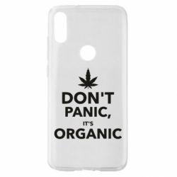 Чехол для Xiaomi Mi Play Dont panic its organic